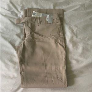 Gap khaki trousers